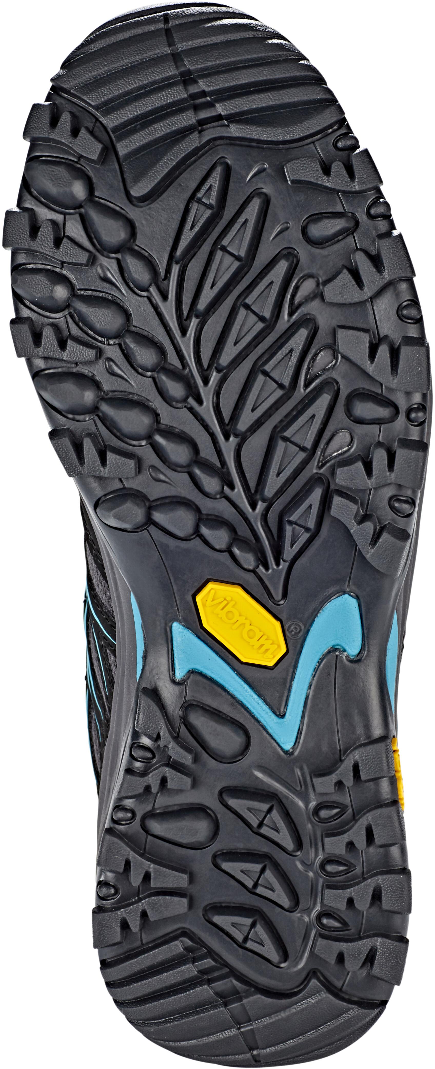 The North Face Hedgehog Fastpack GTX - Calzado Mujer - azul negro ... cd9297086d9